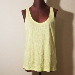 3for$20 - Forever 21 yellow tank top